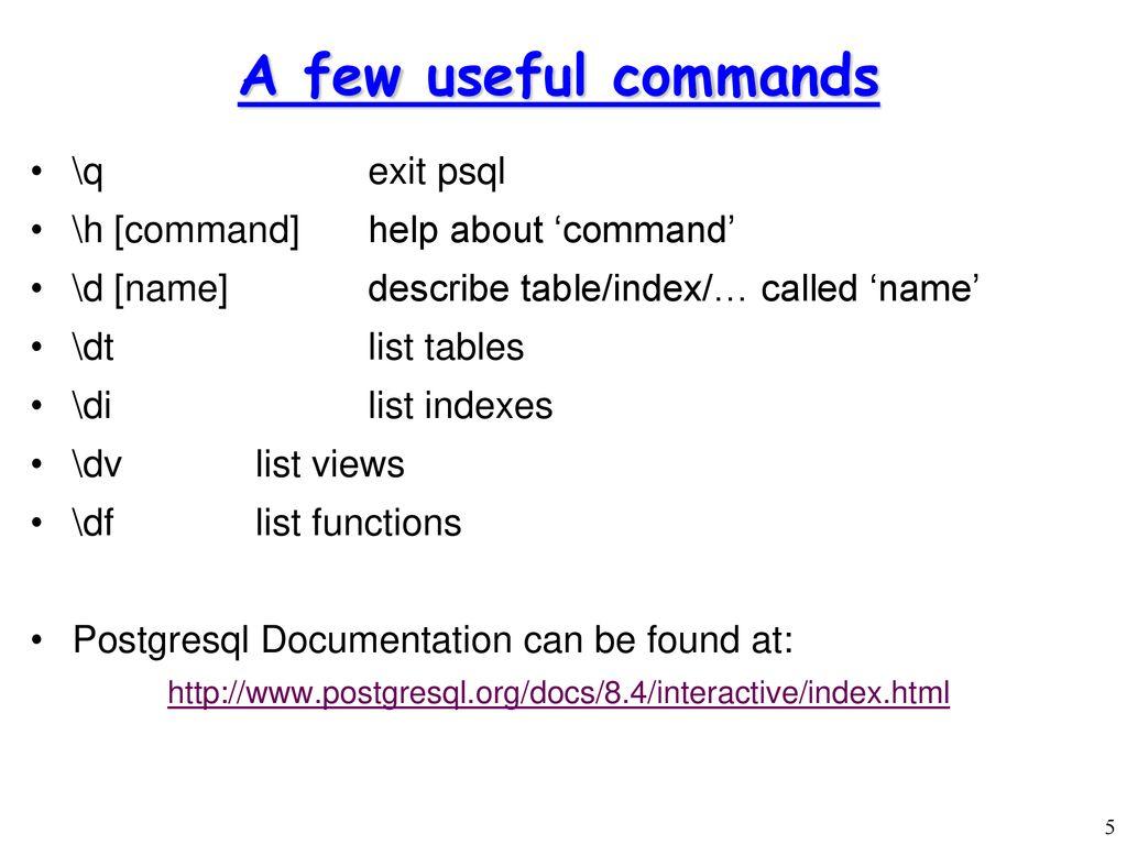 Designing Tables for a Database System - ppt download