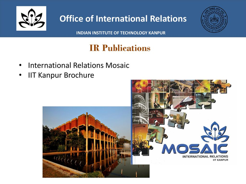 Office of International Relations Office of International Relations