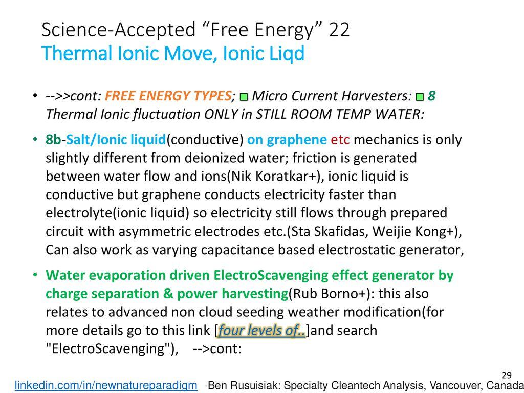 Baridi Fusion Asili Joto Myeyungano Nyuklia Tesla Ppt Download Ultimate Nutrition Un Amino 2002 330 Caps Original Free Singlet Science Accepted Energy 22 Thermal Ionic Move Liqd