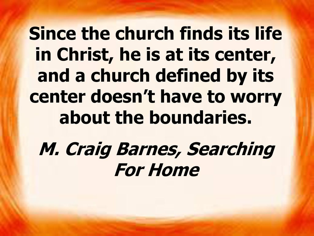 searching for home barnes m craig