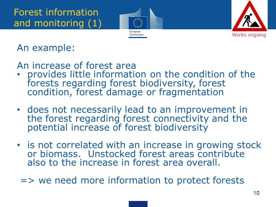 Forest information and monitoring (1)