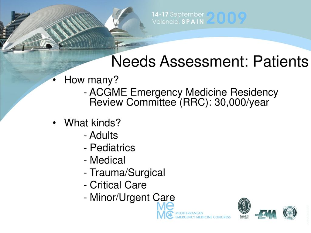 Starting An Emergency Medicine Residency - ppt download