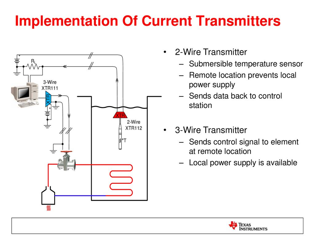 Wiring Diagram Local Control Station Libraries 3 Wire Transmitter Library12 Implementation Of Current Transmitters