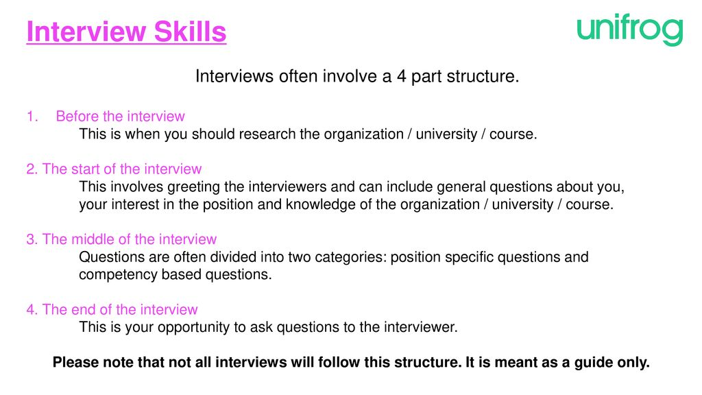 Teacher slide Objectives: To understand how to formulate