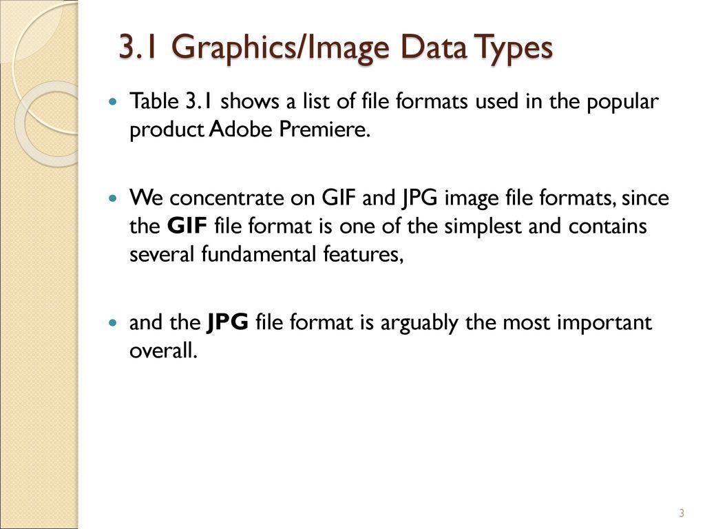 Fundamentals of Multimedia - ppt download