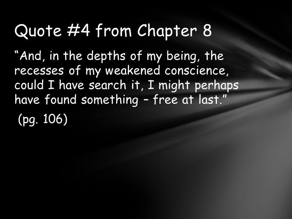 Quote #4 from Chapter 8