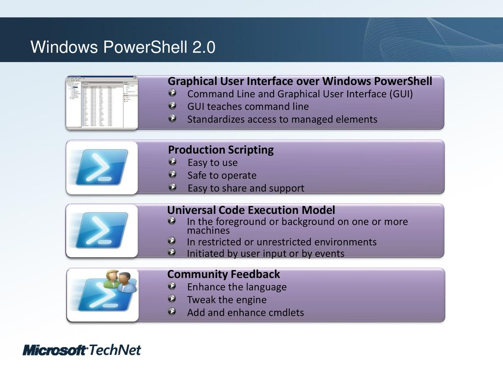 Microsoft TechNet Seminar ppt download