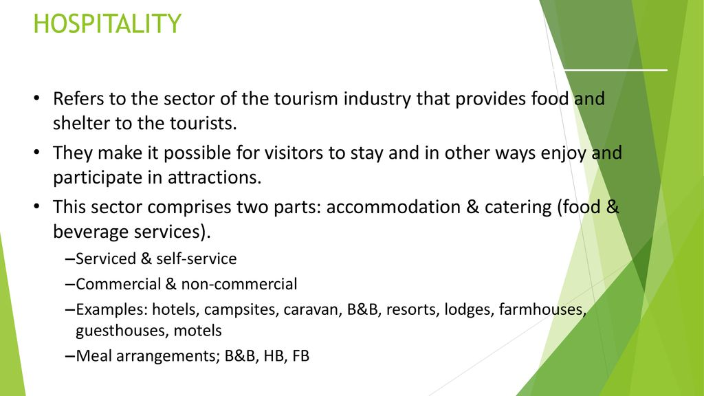 Contemporary issues in Hospitality & Tourism - ppt download