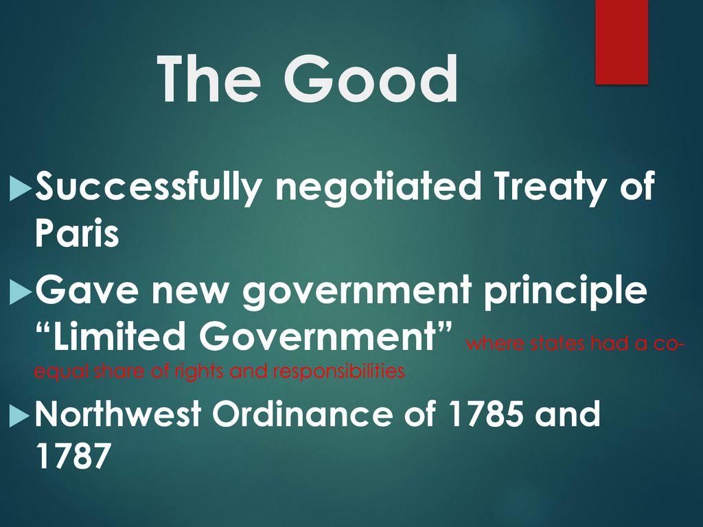 who negotiated the treaty of paris