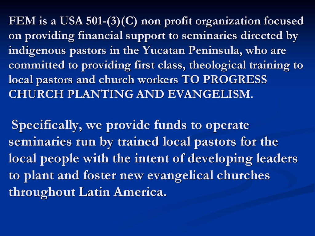 CHURCH PLANTING AND EVANGELISM - ppt download