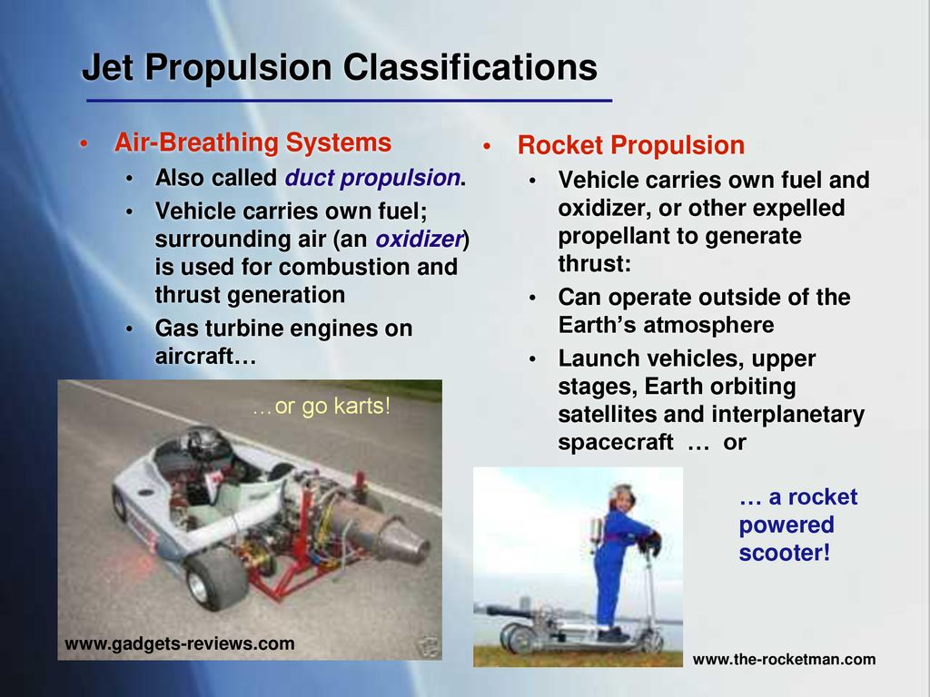 An Introduction to Space Propulsion - ppt download