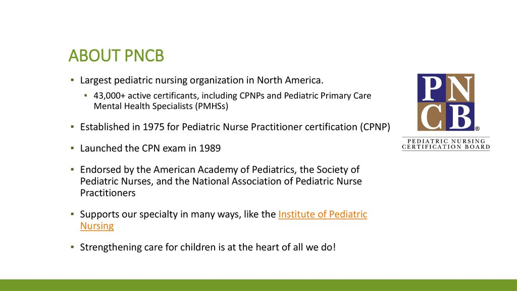 CPN Certification A Guide for Nurses & Those Supporting the Journey ...
