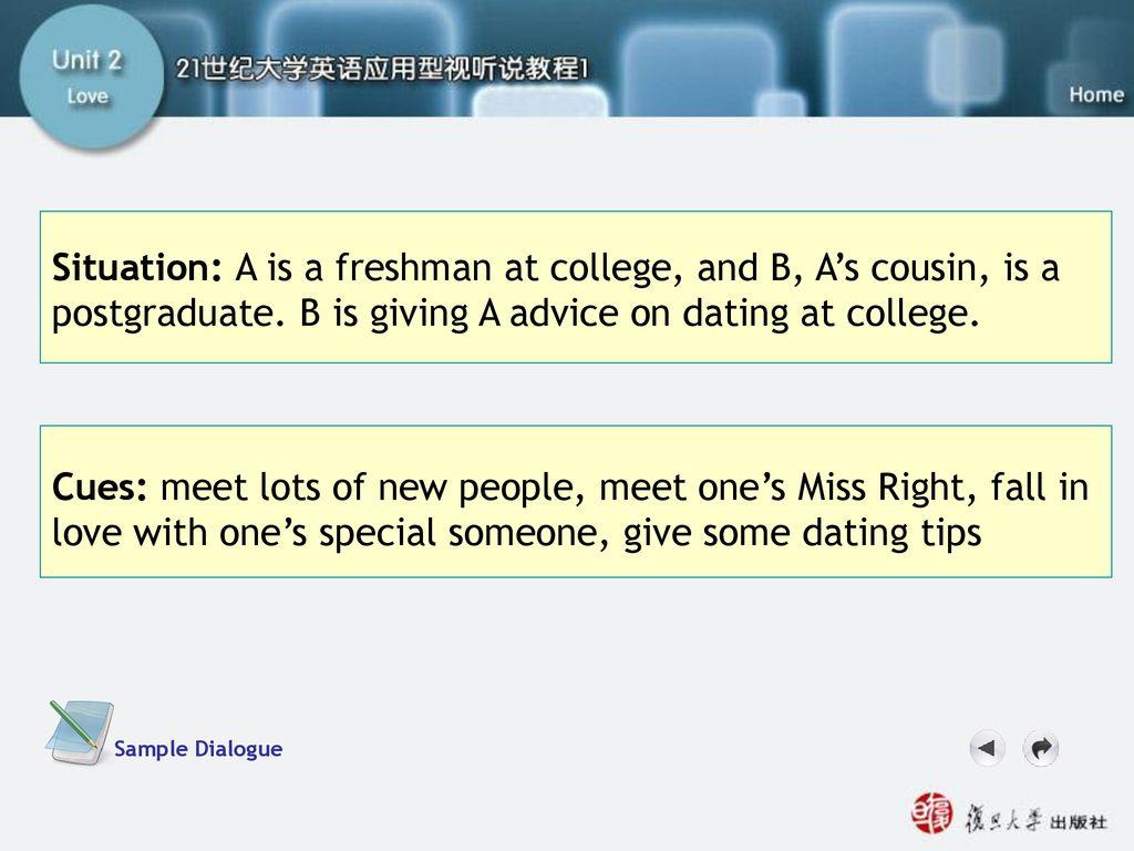 dating på college vs dating postgrad Gratis dating Fredericton NB