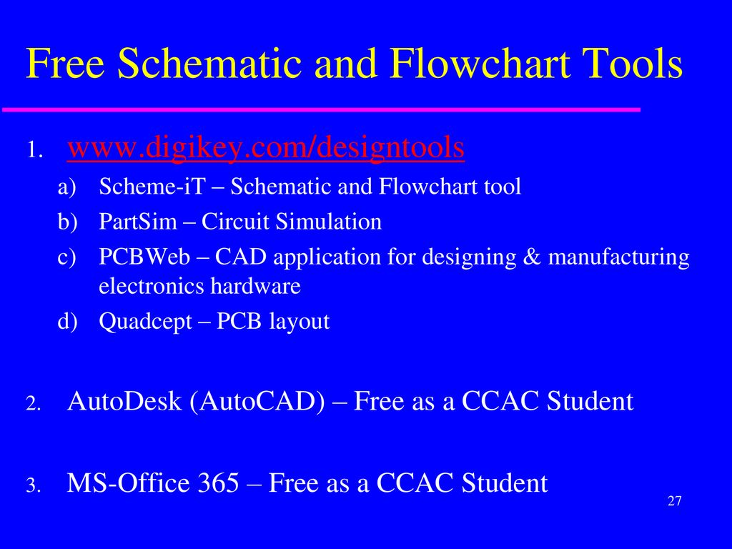 Scientific And Industrial Instrumentation Spring Ppt Download Electrical Schematic Digikey Free Flowchart Tools