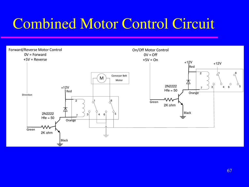 Scientific And Industrial Instrumentation Spring Ppt Download Motor Control Circuit Diagram Forward Reverse 67 Combined