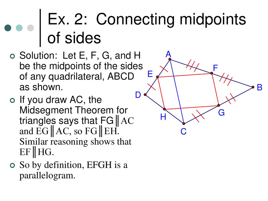 66 special quadrilaterals ppt download 6 ex ccuart Image collections