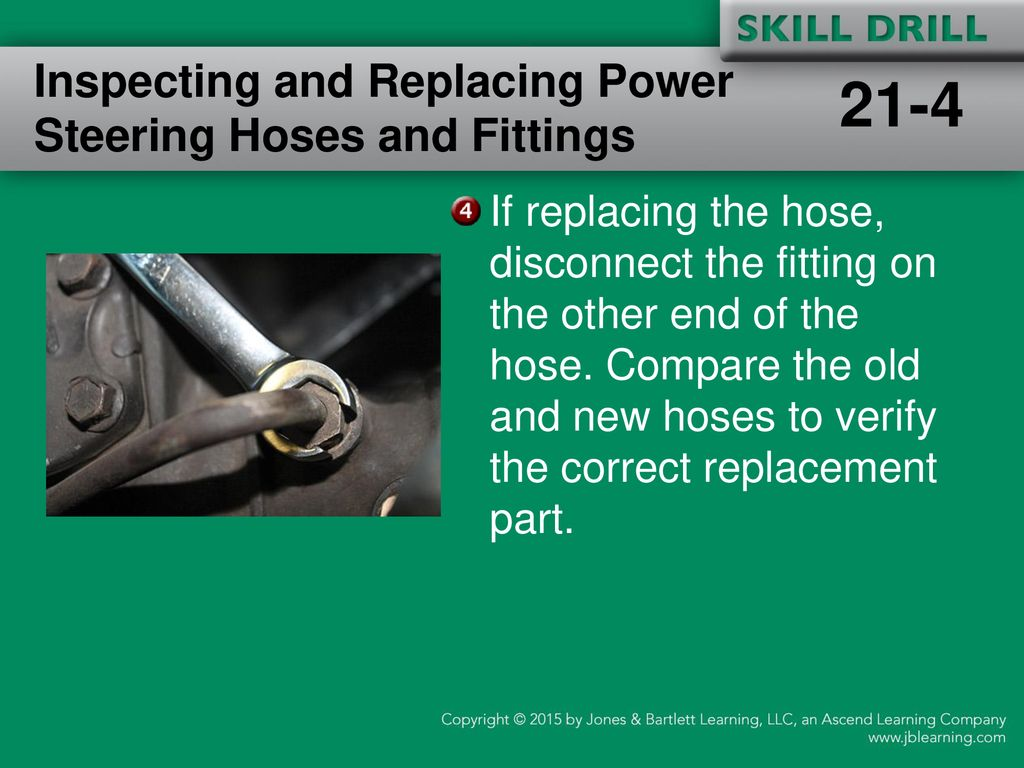Servicing the Steering System - ppt download