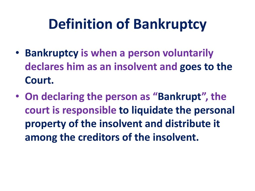 presentation on insolvency and bankruptcy code 2016 – recent changes