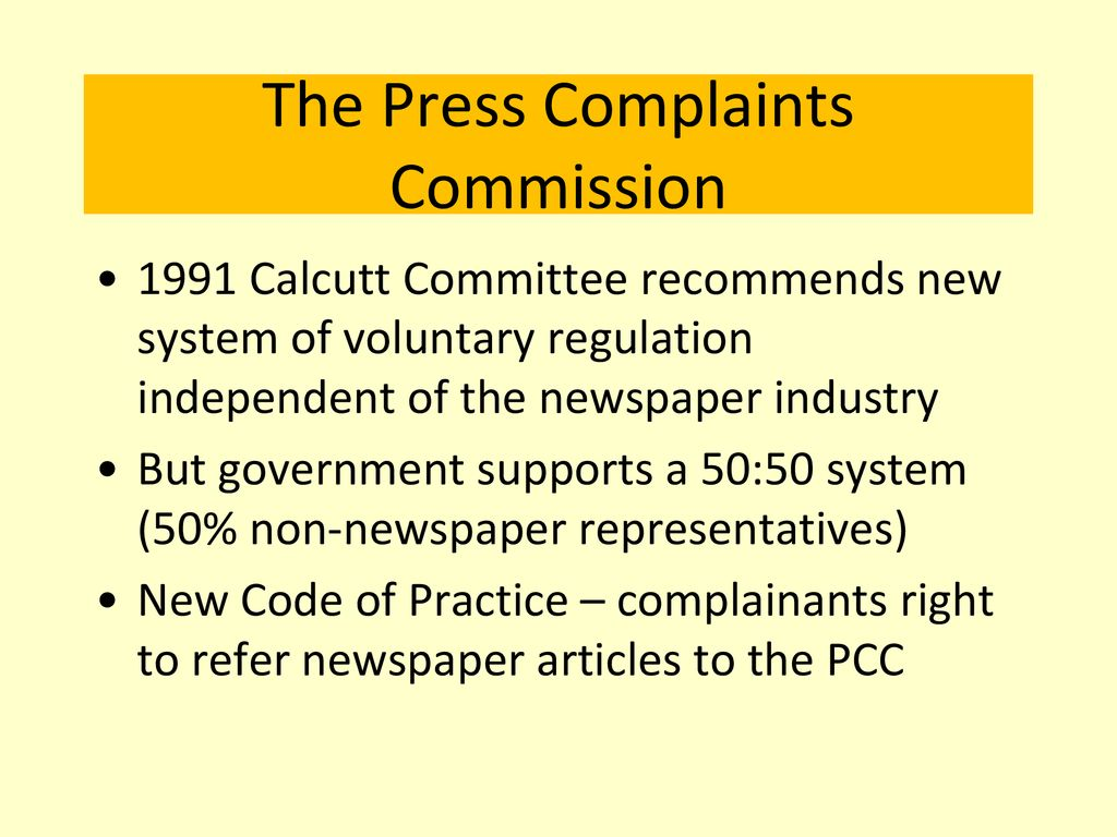 press complaints commission code of practice