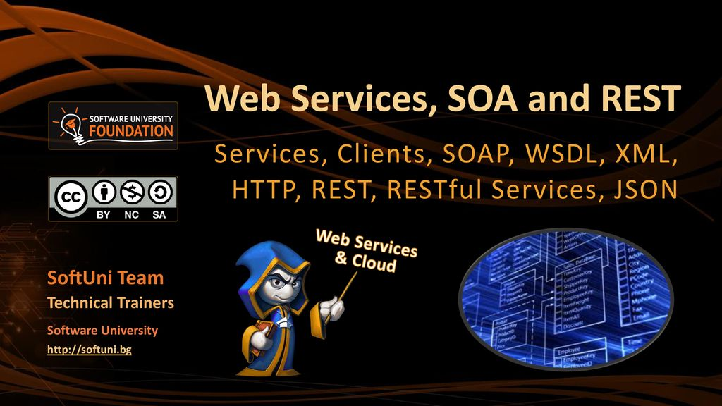 Web Services, SOA and REST - ppt download