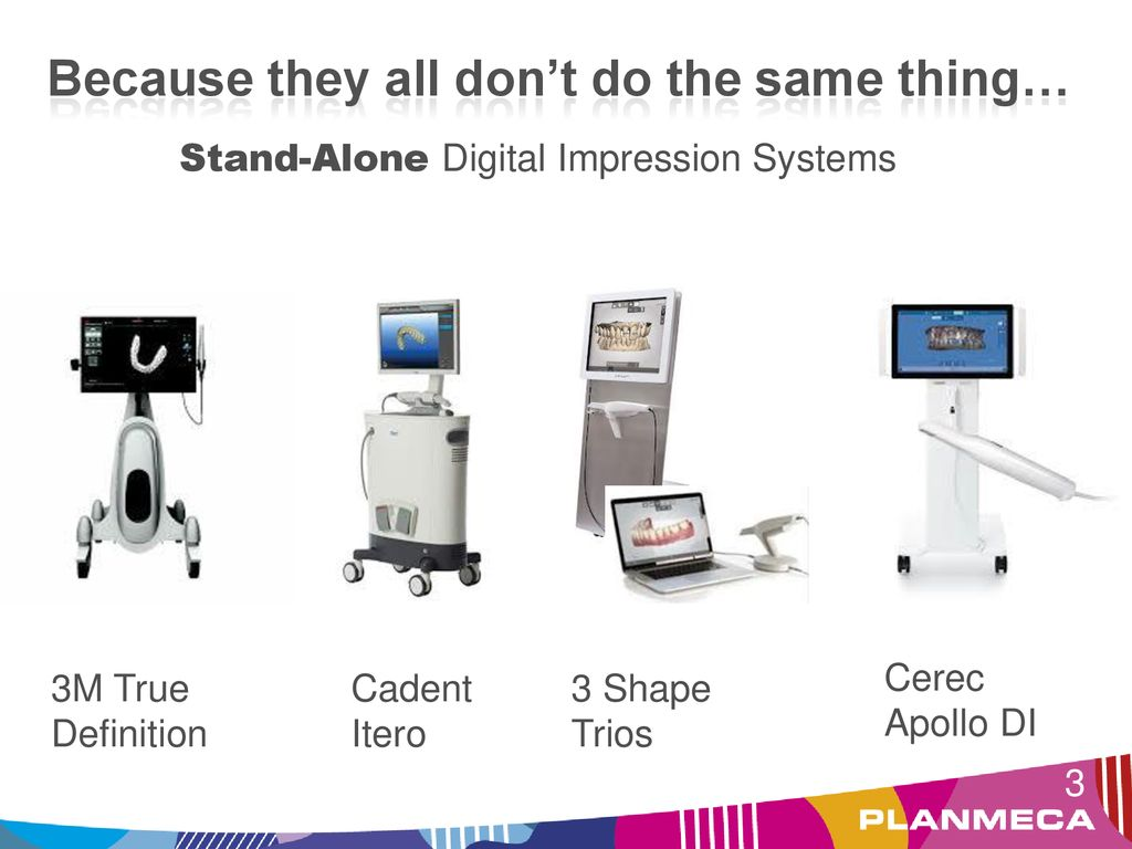 Digital Impressions and CadCam Marketplace - ppt download