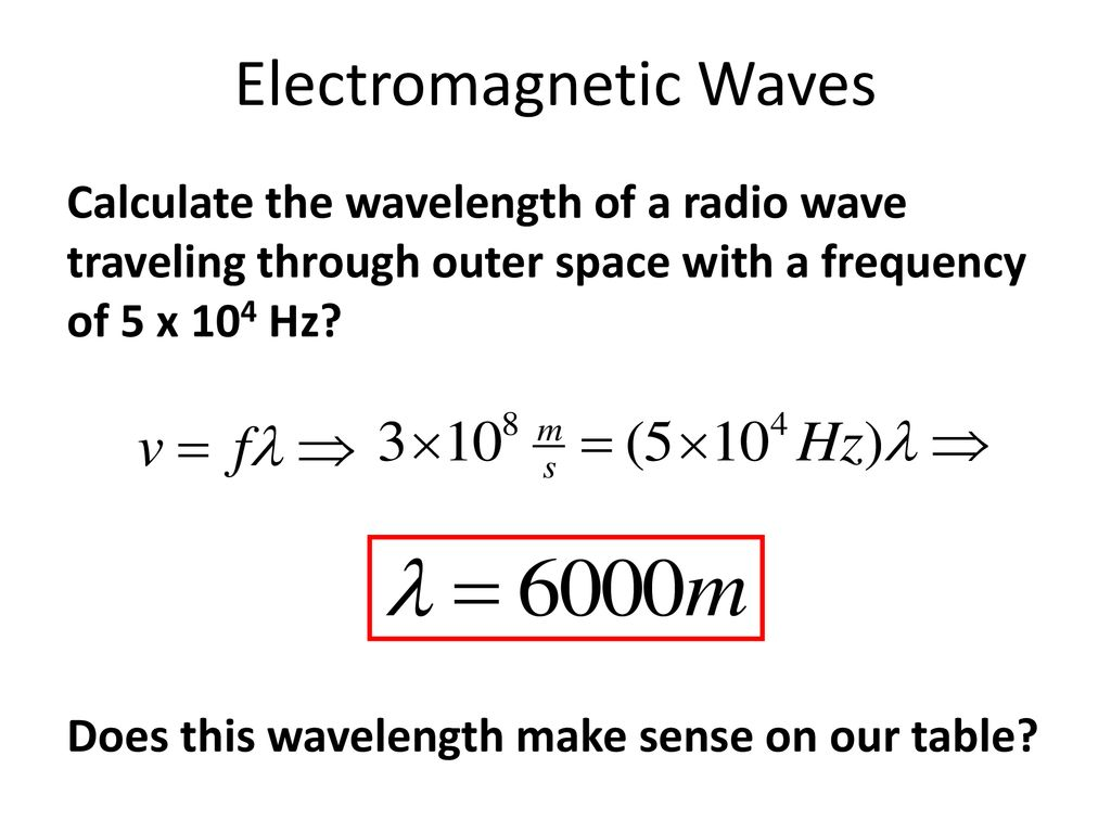 Do Now: White Boards What class and type of wave is light