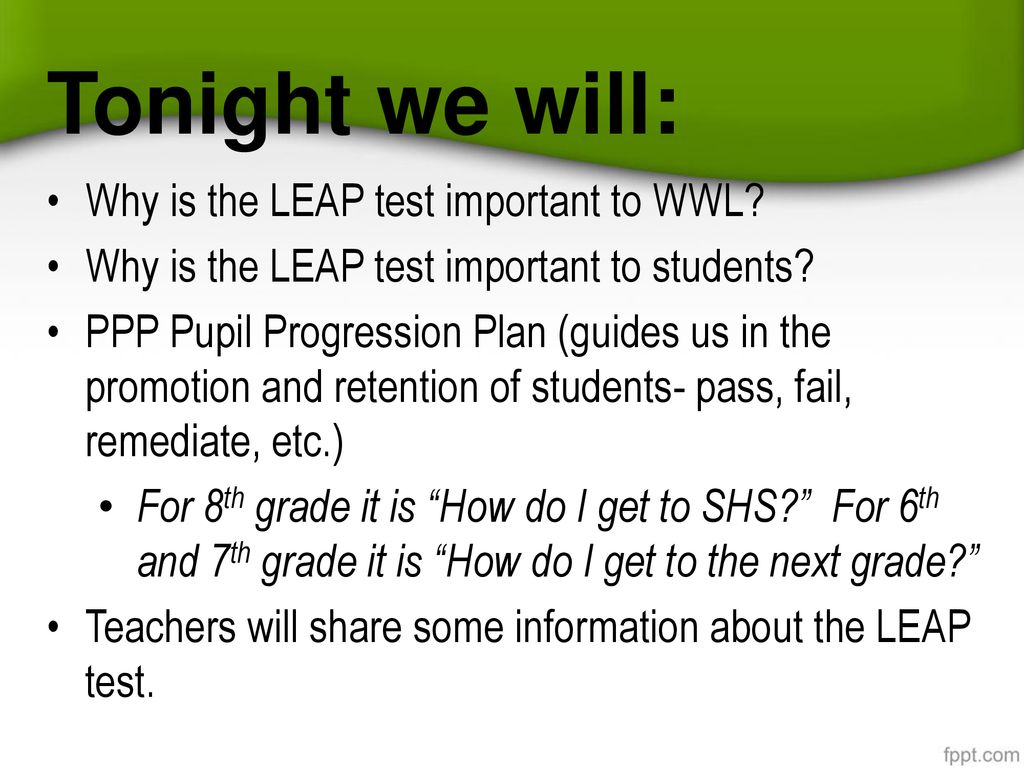 WW LEWIS LEAP NIGHT Ppt Download
