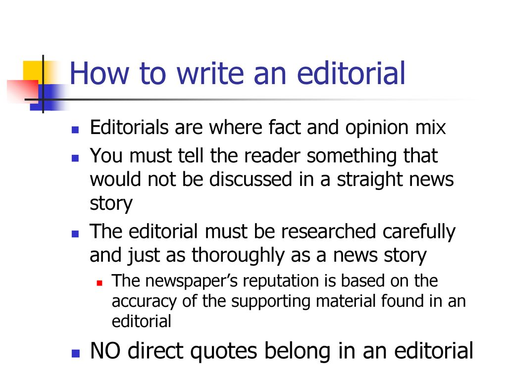 Editorial Writing  - ppt download