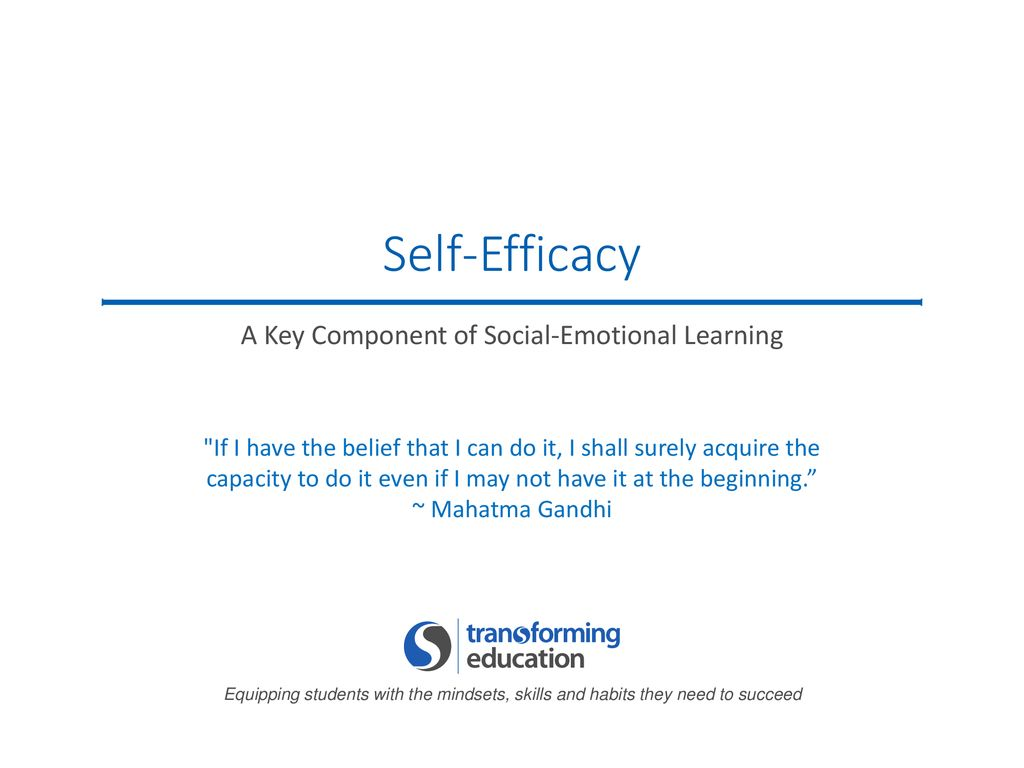 The Socialemotional Component Of >> A Key Component Of Social Emotional Learning Ppt Download