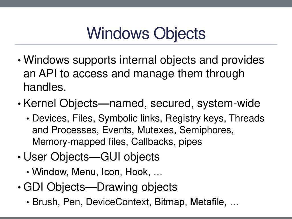 Threads and Locks  - ppt download