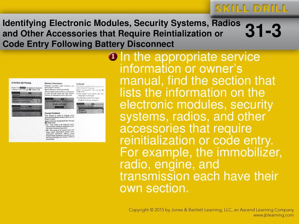 Chapter 31 Battery Systems  - ppt download