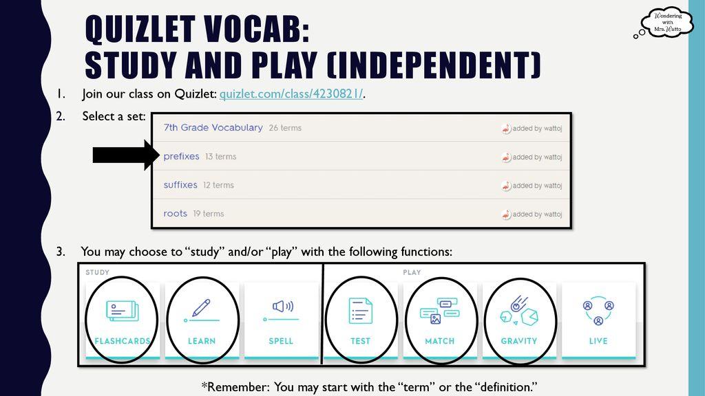 7TH GRADE English language arts intervention - ppt download
