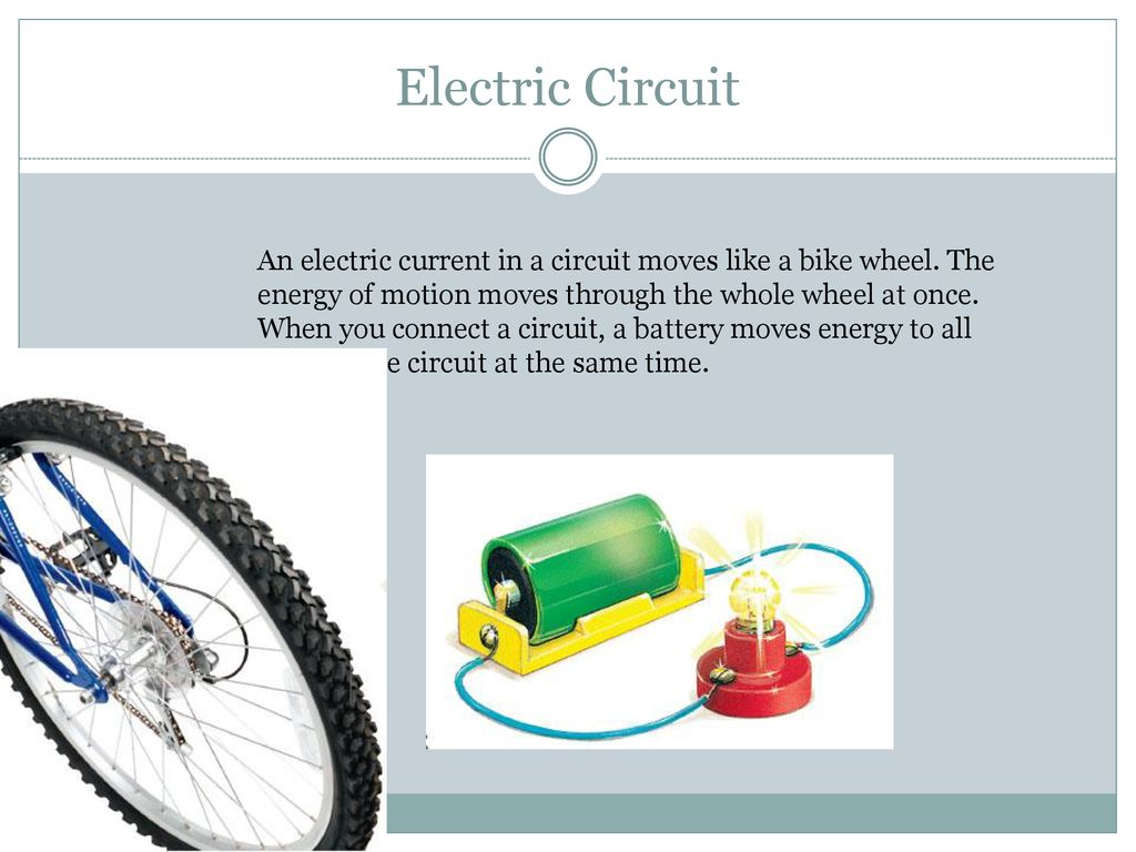 Lesson 2: What makes a circuit? - ppt download