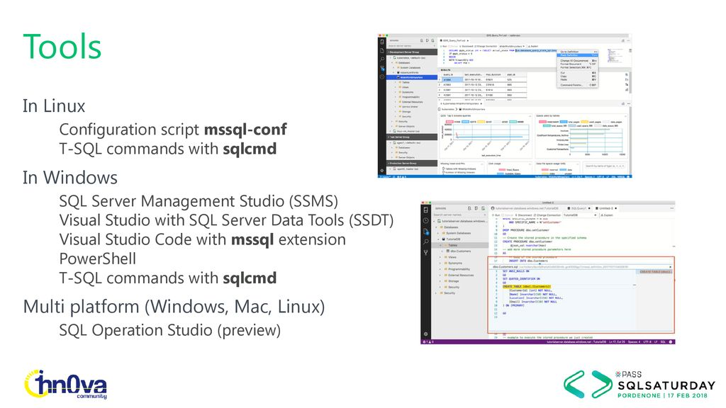 SQL Server Database Engine 2017 Enhancements - ppt download