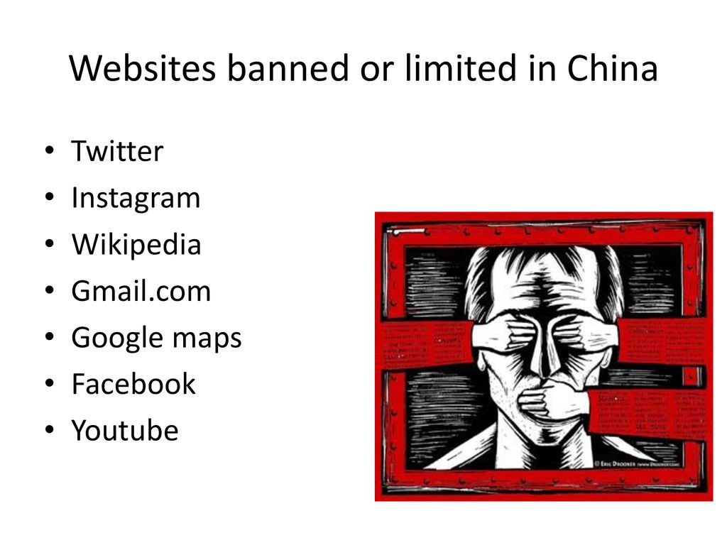 China & Censorship  - ppt download