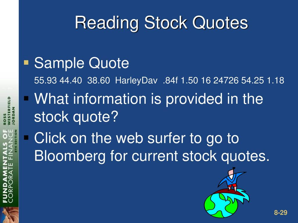 Stock Valuation Ppt Download
