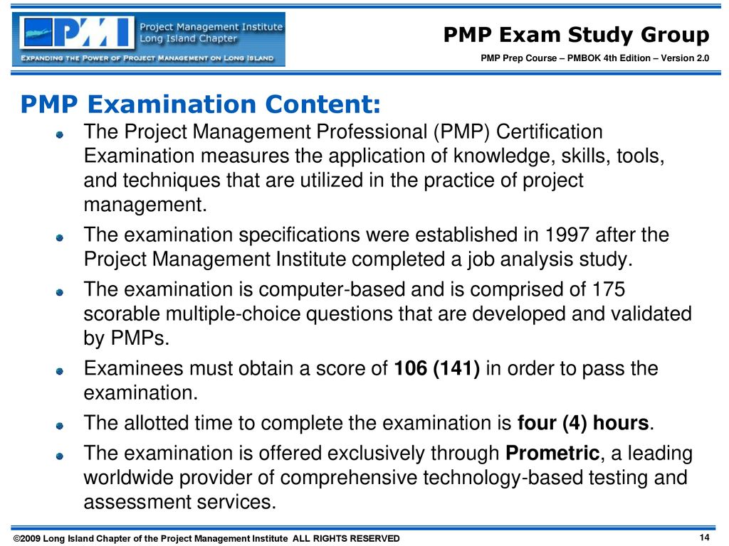 Welcome To The Pmp Exam Study Group Ppt Download