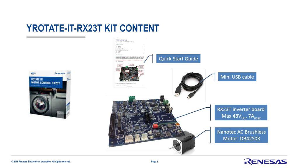 RX23T Inverter kit Deep Dive NOVEMBER ppt download