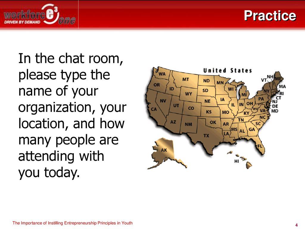 entrepreneur chat rooms