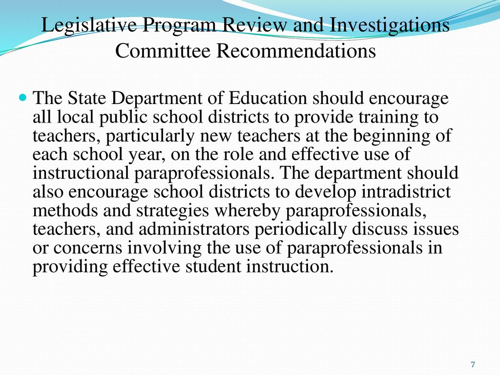 When Is Use Of Paraprofessionals >> Effective Paraprofessional Supervision Ppt Download