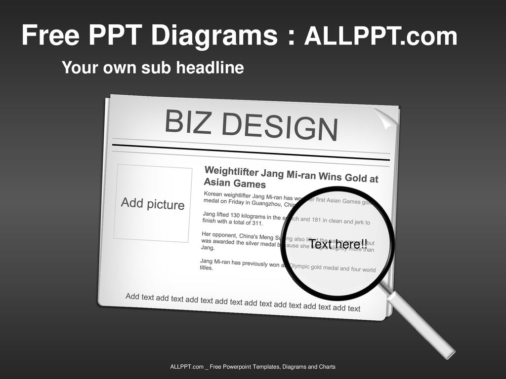 Allppt Com Free Powerpoint Templates Diagrams And Charts