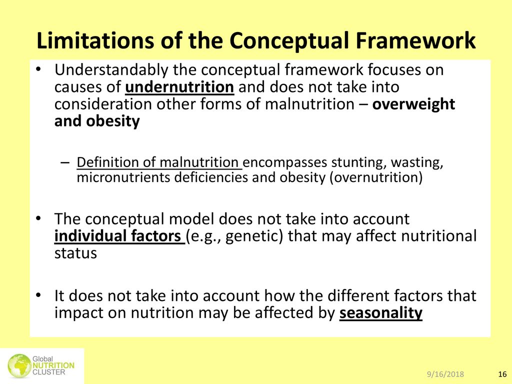 causes of malnutrition module 5 - ppt download