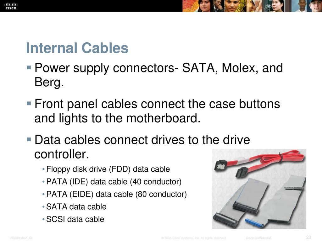 Chapter 1 Introduction To The Personal Computer Ppt Download Atx Power Supply Pin Out Connector Internal Cables Connectors Sata Molex And Berg