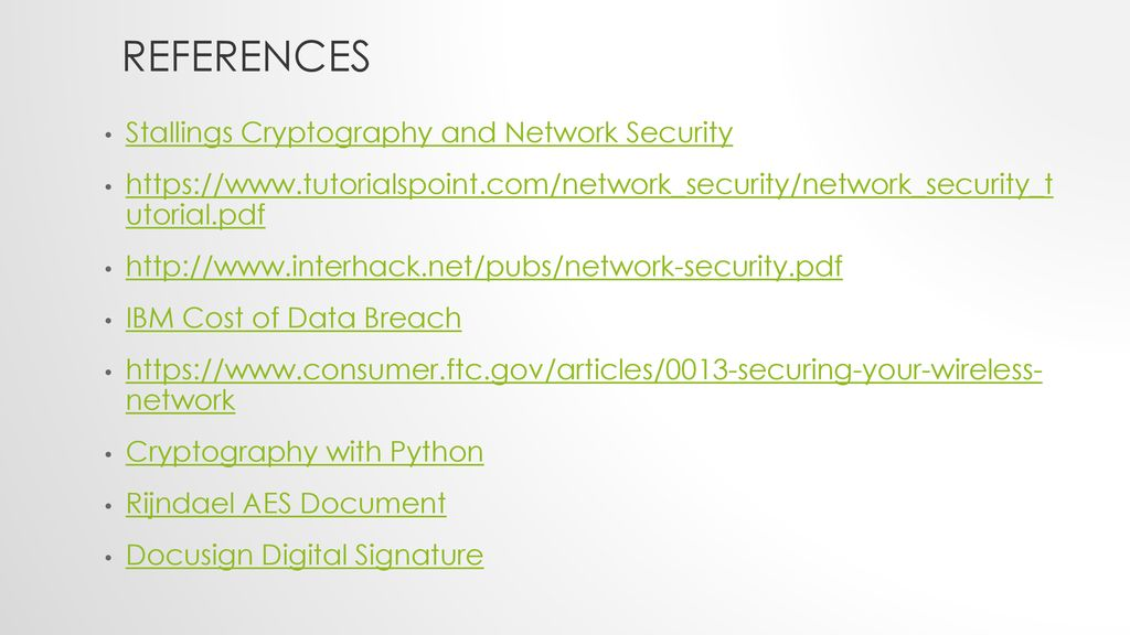 Network security & Cryptography - ppt download