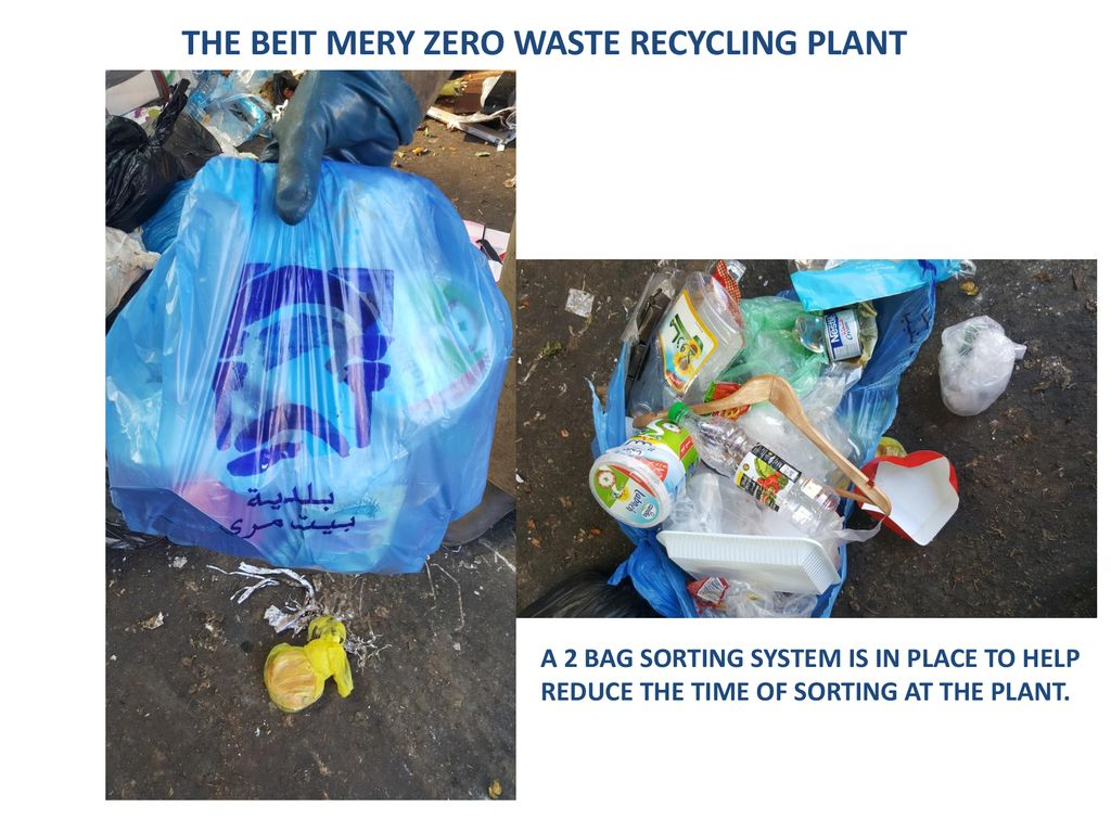 DURING THE 2015 WASTE CRISIS LAMARTINE VALLEY IN BEIT MERY