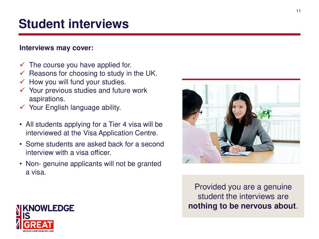 Applying for a visa to study in the UK - ppt download