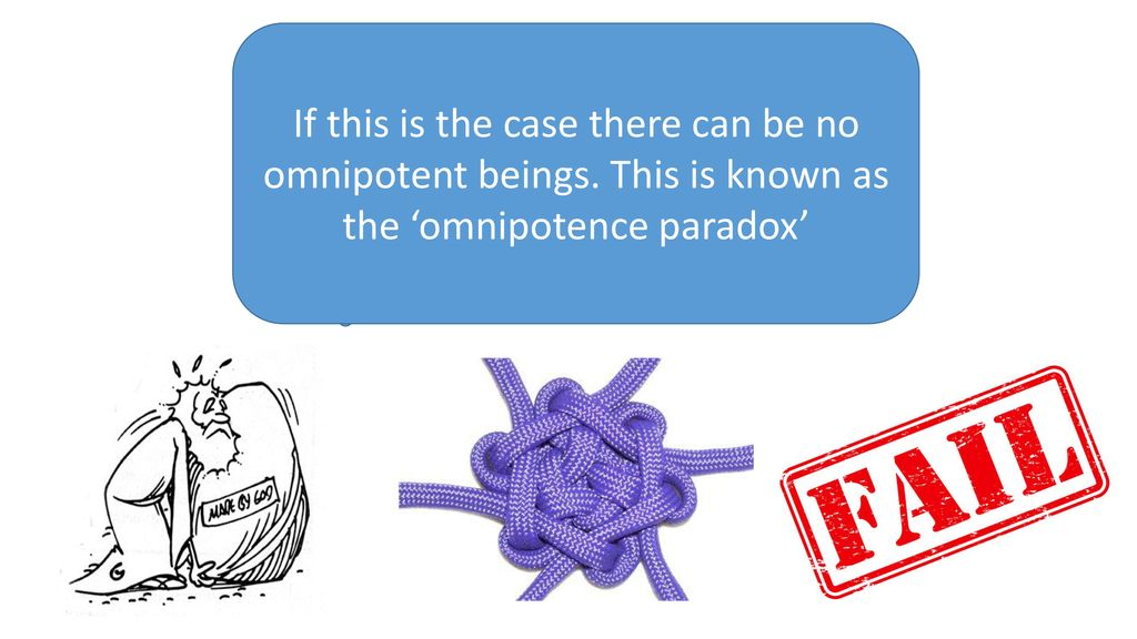 evil and omnipotence summary