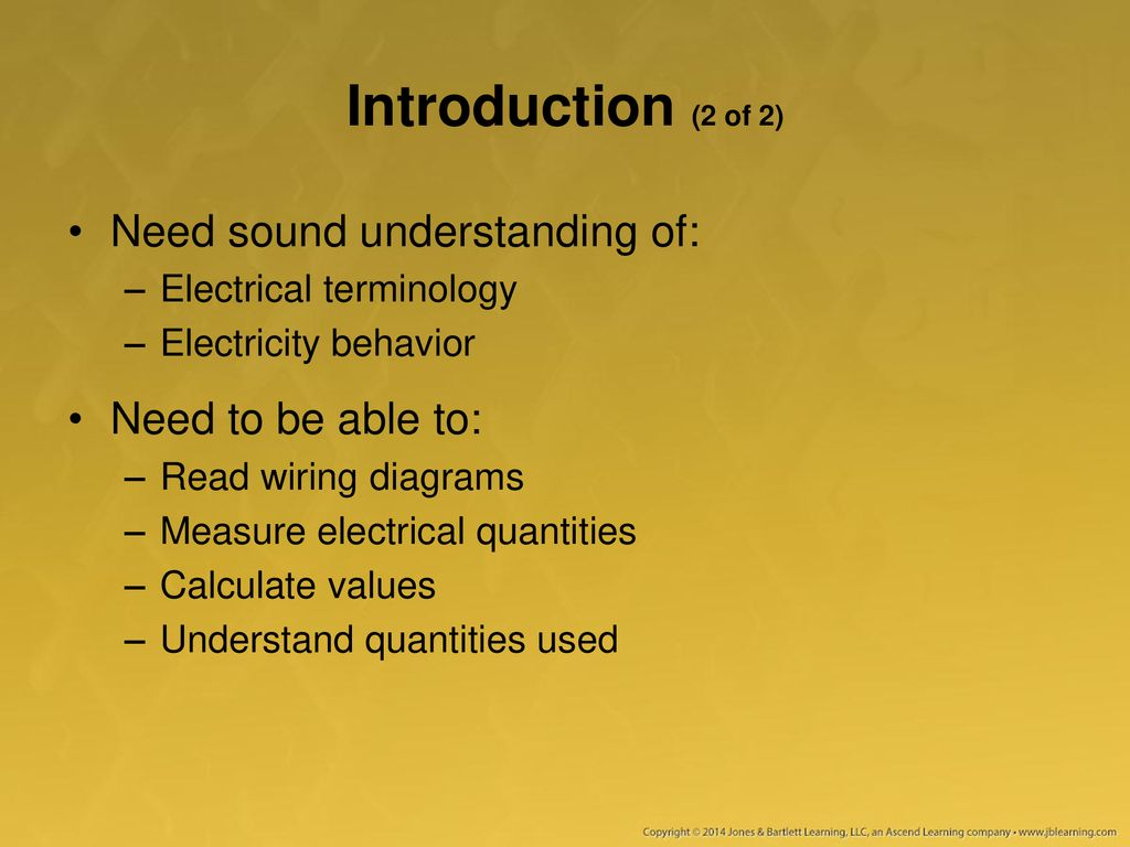 Principles Of Electrical Systems Ppt Download Wiring Terminology 3 Introduction