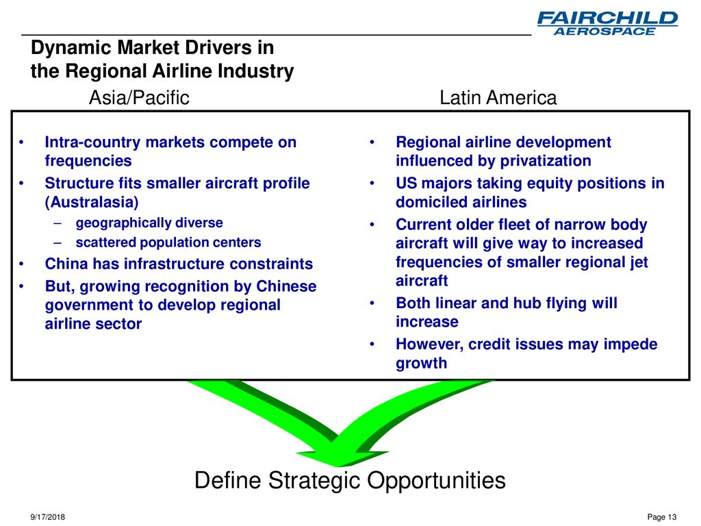 Market Outlook and Aircraft Demand Forecast - ppt download