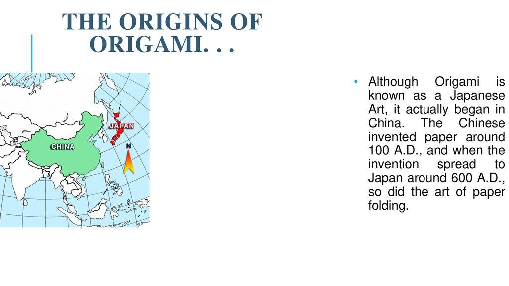 Origami - History of origami | Britannica | 576x1024